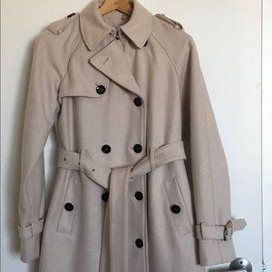 Calvin Klein Premium wool coat, 4